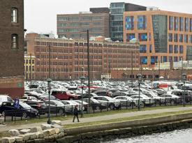 Seaport HQ Boston