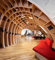 cool office spaces. Barbarian Group Office In Boston Cool Spaces E
