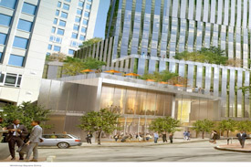 Winthrop Square project rendering