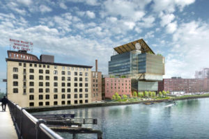 Downtown Boston site for Helipad