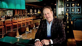 Boston restauranteur Ed Kane