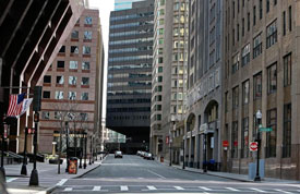 Franklin Street office space in Boston