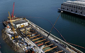 121 Seaport development