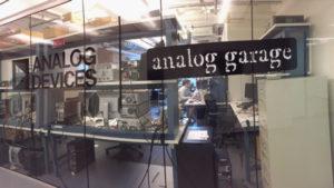 Analog garage cambridge