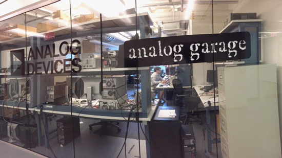 Analog garage cambridge