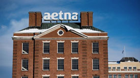 Office building owned by Aetna