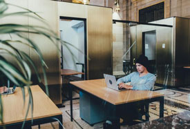 Cool, Modern office design