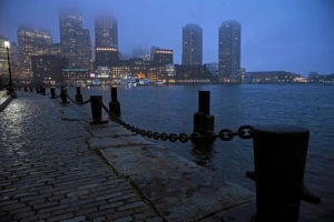 Boston Harbor offices