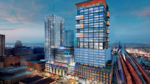 New North Station office tower on Causeway